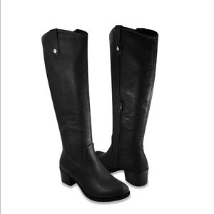 London Fog Tall Riding Boots sz 9.5 Tall NEW #B164